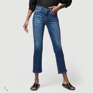 FRAME Denim Le High Straight High Rise Jeans